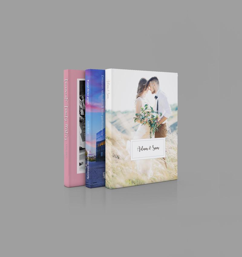 Custom Hardcovers
